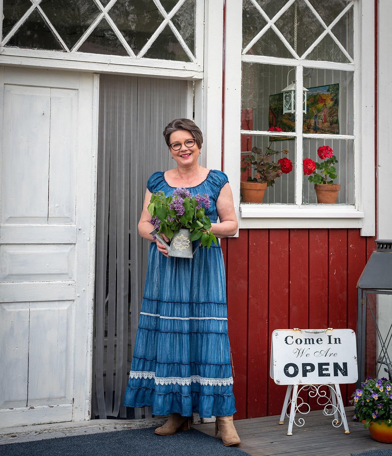 Kievarila Kissankello is located just 15 minutes from Kalajoki holiday area.